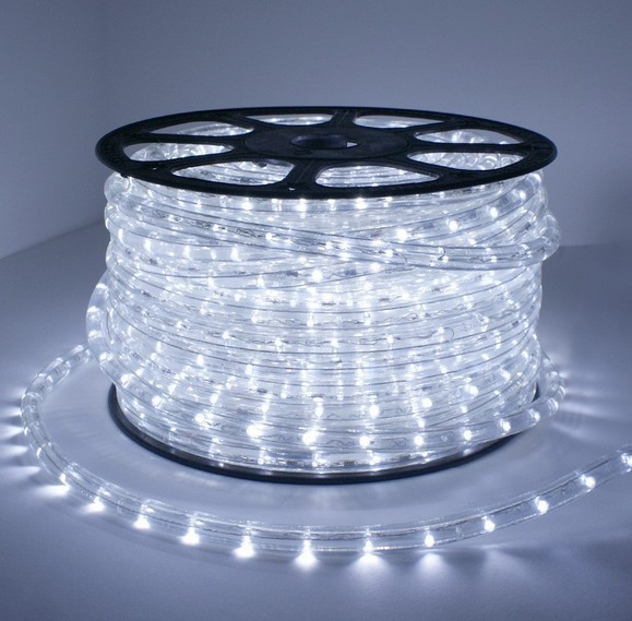 Multi Color Chasing Flat 3 Wires Led Rope Light (ce\rohs),Led Rope ...