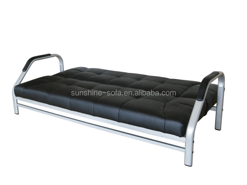 metal frame futon sofa cum bed for home office buy sofa