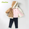 High Quality Infant And Toddler Age Group 3 Pieces Fall Girls Boutique Clothing Sets