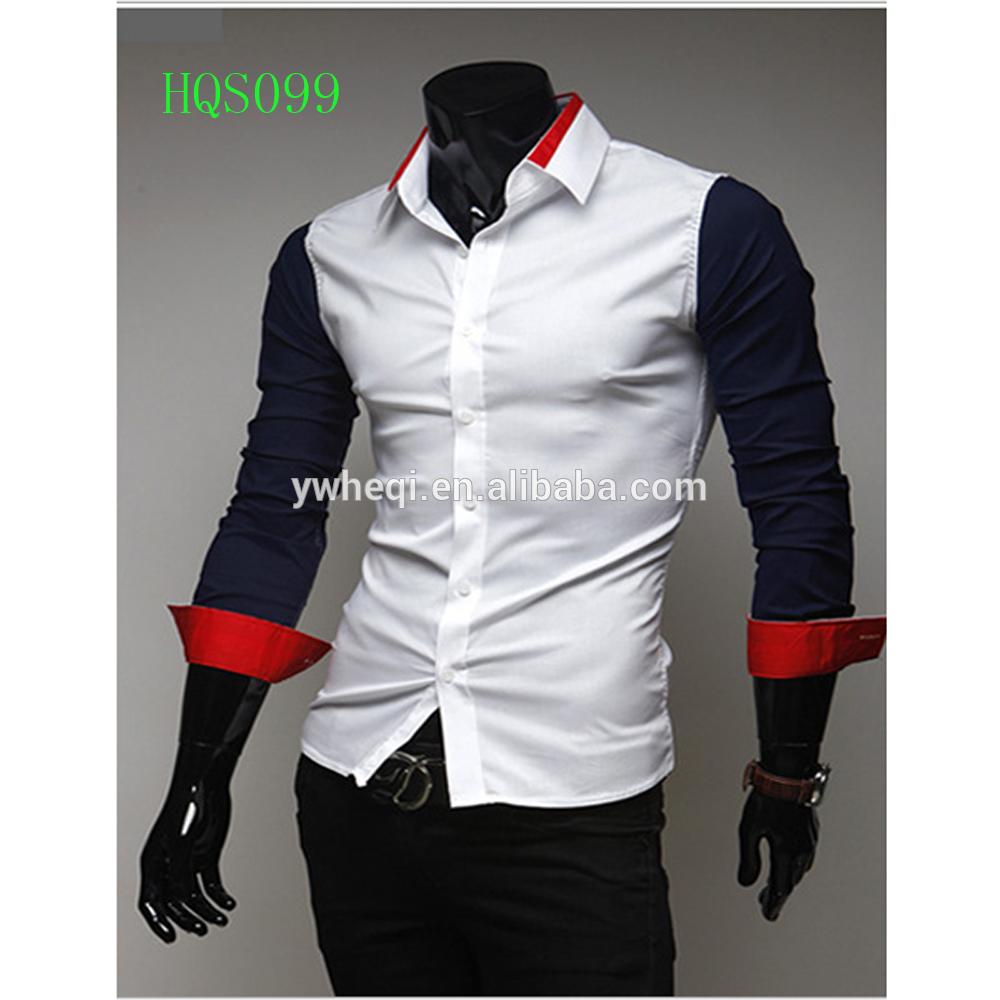 Modelos de camisas de vestir