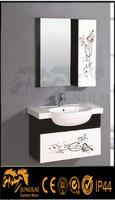 China supplier Best price cabinet modern PVC bathroom