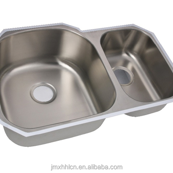 Jiangmen XHHL Supplier Undermount Stainless Steel Vessel Modular Kitchen  Utility Sink 8152AL