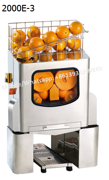 professional orange juice vending machine squeezing production machine