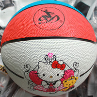 Factory latest promotional youth rubber basketball