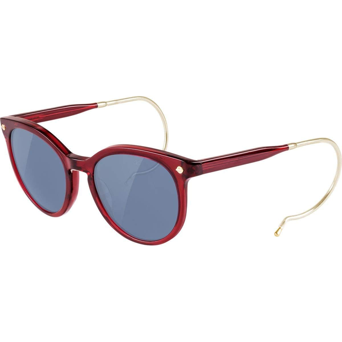 2702b1a3f4 Get Quotations · Vuarnet VL 1511 Sunglasses - Polarized Bordeaux  Polar  Blue