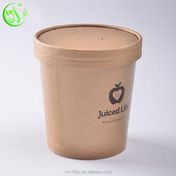 takeaway onetime for hot water drink popular beverage paper soup cups