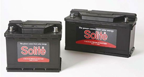 We sell SOLITE Automobile Batteries