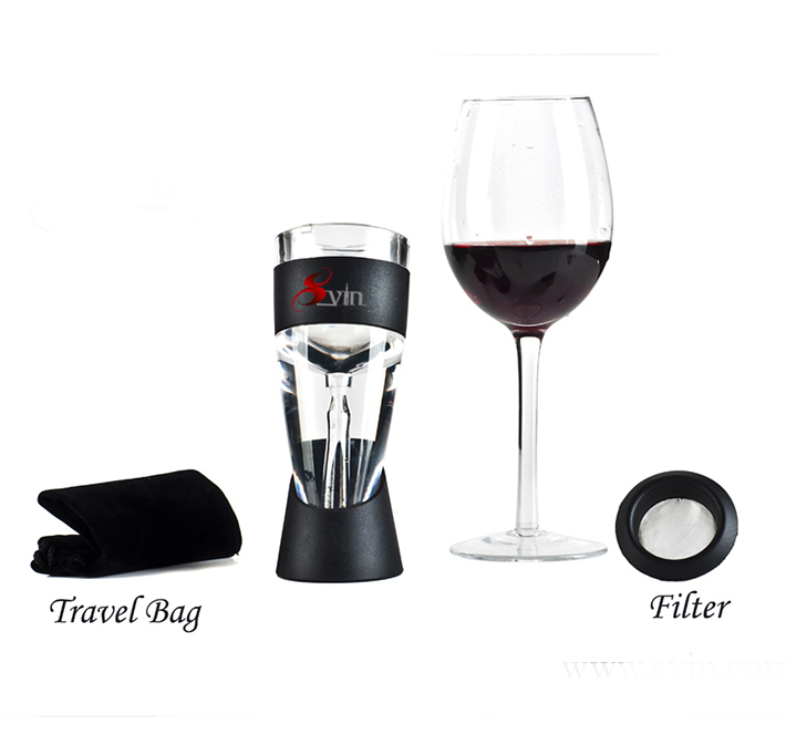 NewTide Luxury Magic Wine Aerator Dekanter