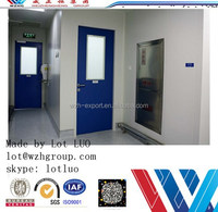 sandwich panels (metal door skin, steel door panel) / aluminum sandwich panel hvac access door/ new sandwich panel garage doors