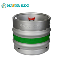 304 Stainless Steel 30l 50l Beer Barrel European Standard 30 Litres Beer Keg