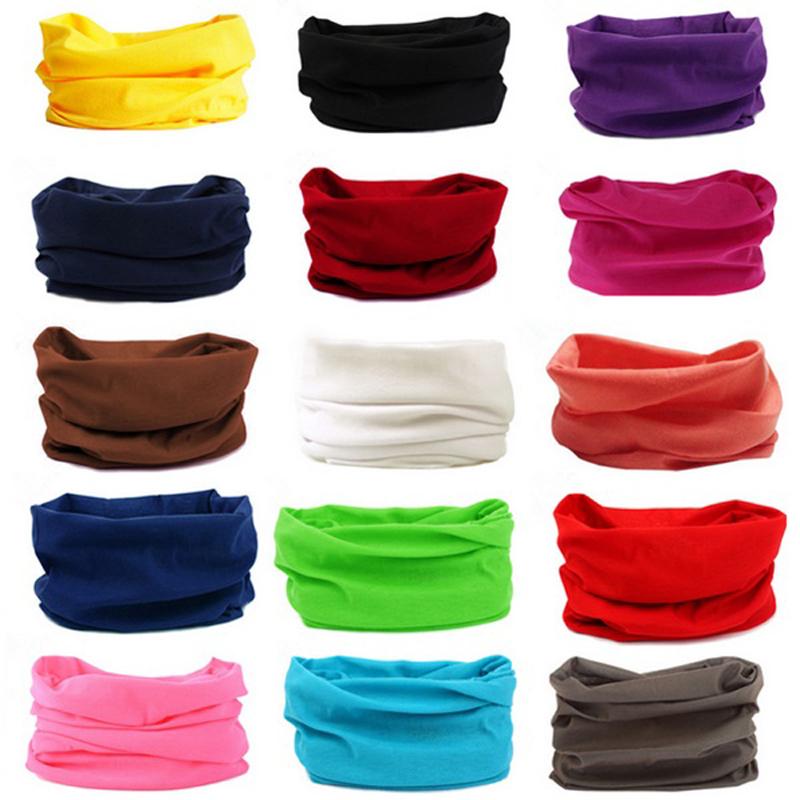 Headwear Usa Multifunctional Headbands Outdoor Magic Scarf As Sport Headwrap,Sweatband,Neck Gaiter,Tube Mask,Face Bandana
