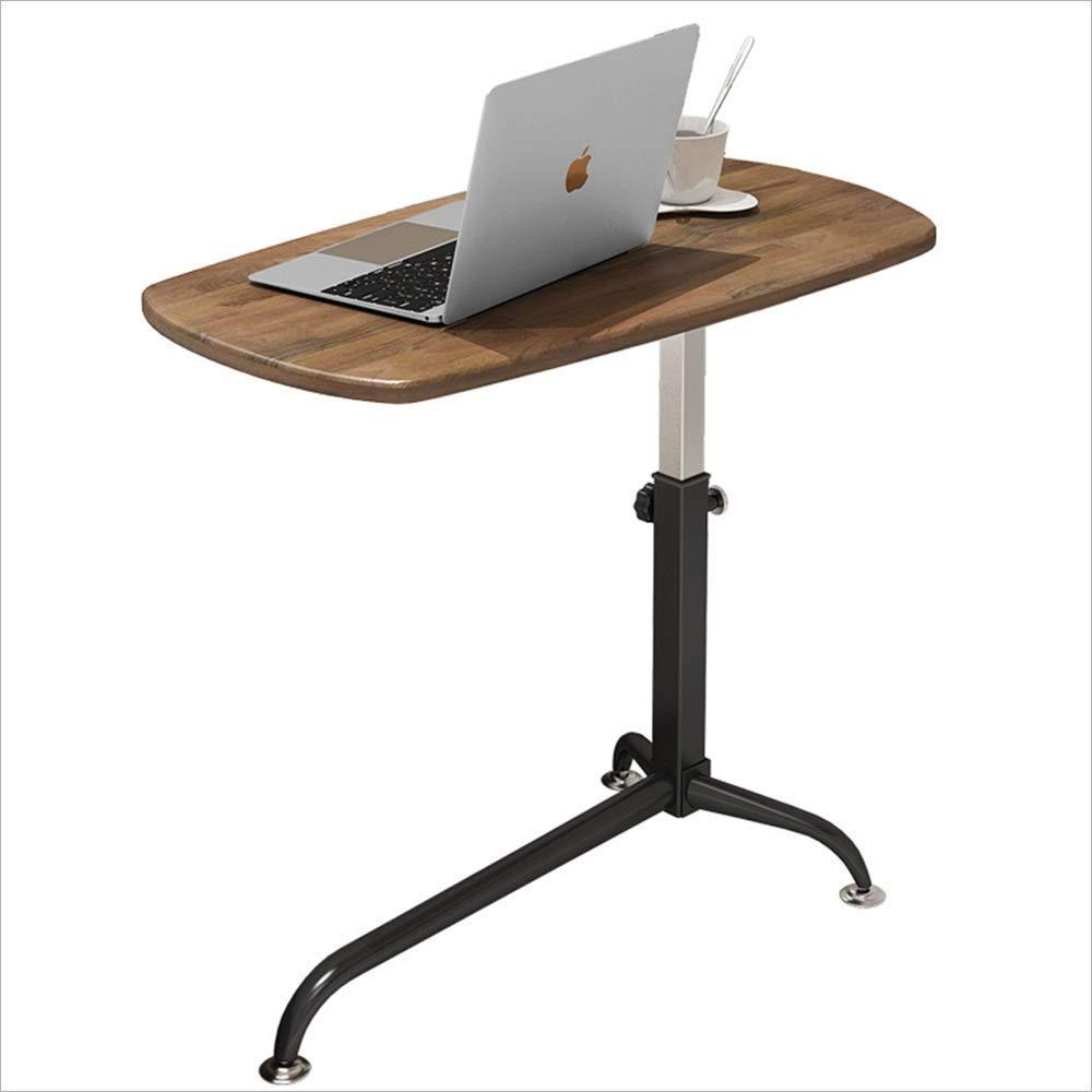 NAN Liang Movable Lazy Computer Desk Bedside Table Lift Sofa Side Table Simple Coffee Table Adjustable Folding Table Folding Tables