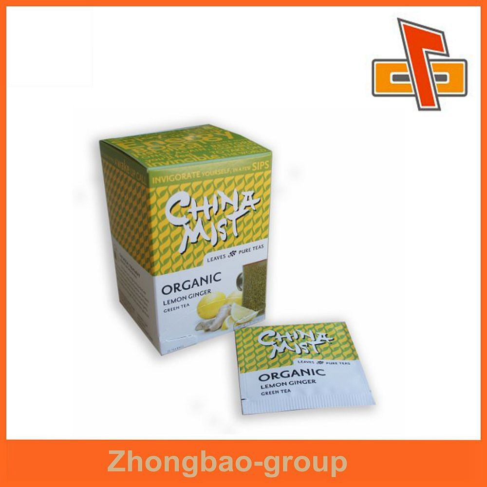 Guangdong ZhongBao supplier top sell mini tea bags , plastic tea bag for packing