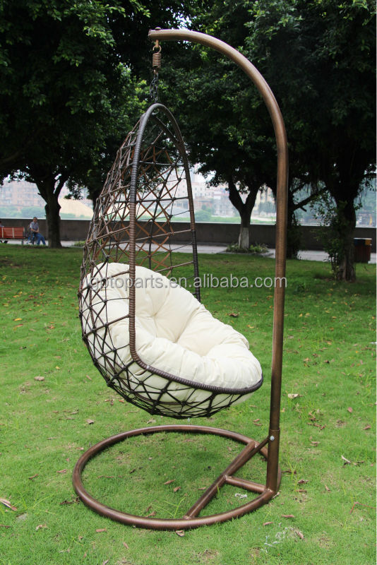 Clear Hanging Bubble Chair, Two Seat Swing Chair
