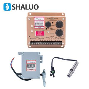 Diesel generator Electronic Electric Actuator ADC120 12V/ 24V Sensor 3034572 Speed Controller Governor Control Unit ESD5500E