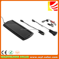 12V Solar Battery Charger For Car Truck Boat
