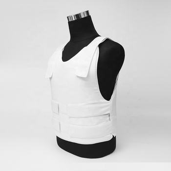 Xxxl Army White Concealable Tactical Soft Female Military Costume Fashion  Police Level 4 Bulletproof Vest , Buy White Bulletproof Vest,Bulletproof