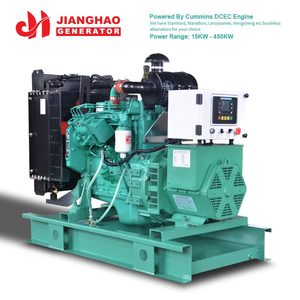 small fuel less diesel generator 20kw electric genset price 25 kva generator