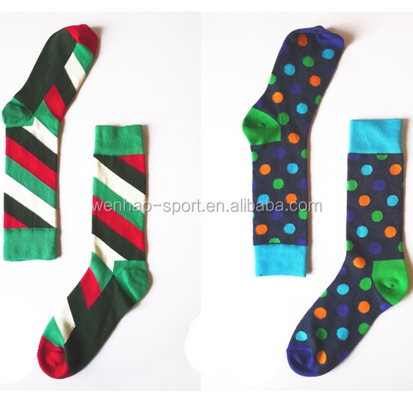 Cotton dress bulk wholesale socks