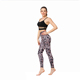 New design womens gym activewear fitness printed leggings yoga pants