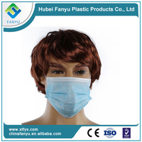 non- woven medical pink surgical face mask