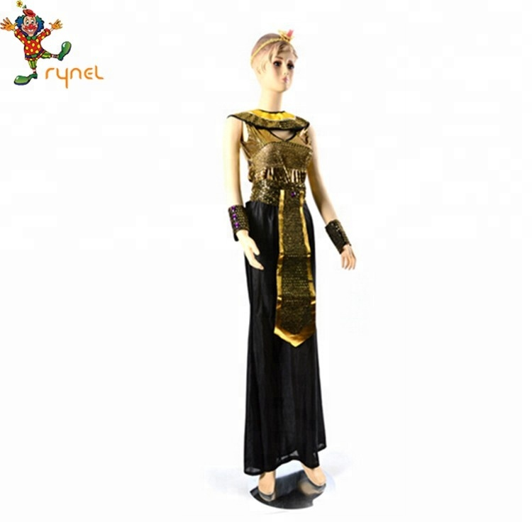 PGWC2363 Cheap arrival women sexy cleopatra fancy dress costume halloween costume