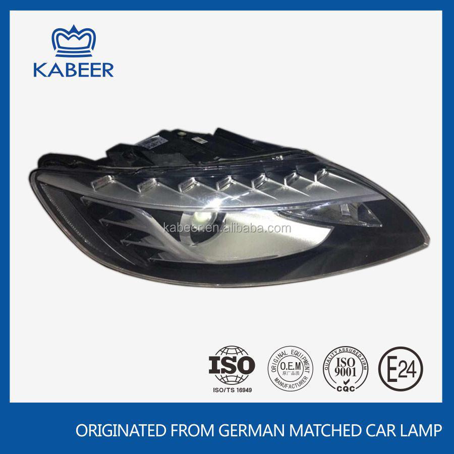 Valeo Led Car Head Light Hid Type Auto Head Lamp For Q7 2010-2012 ...