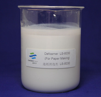 Fatty Alcohol Defoamer Agent LS-6030 For Paper&Pulp