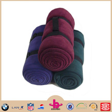 Wholesale polar fleece picnic travel throw blanket