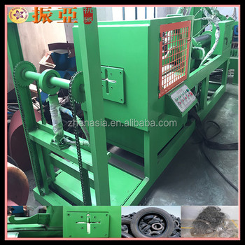 Low Price Used Tire Scrap Steel Wire Drawing Machine For Sale ...