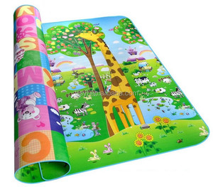 baby toys eco friendly portable child play mat soft foam floor mat with alphabet letters