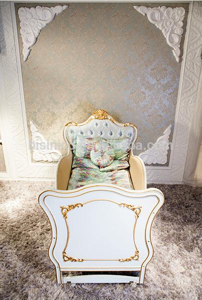 Luxe Royal Style européen royale bébé chambre meubles, Luxe lit bébé ...