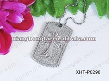 High quality 316l surgical stainless steel pendant from china factory