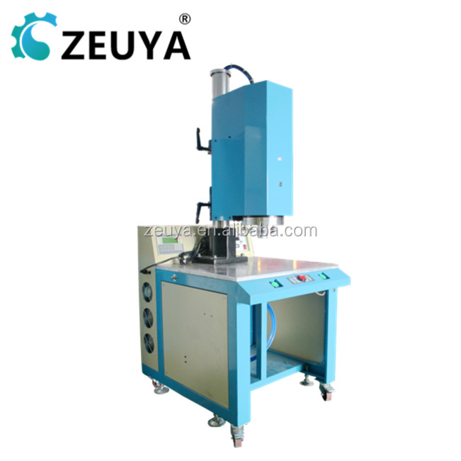 ZEUYA New Design abs.pc.pvc.pet.<strong>pp</strong>.ultrasonic welding machine With CE ZY-1542BZ