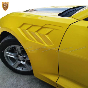 new model fenders for chevrolet camaro iron material body part