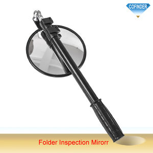 under vehicle inspection system V2 under vehicle checking mirror