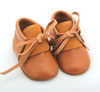 Genuine leather baby shoes with kids shoes