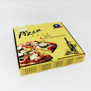 Alibaba Manufacturer 24 Personalized Pizza Box,Pizza Cone Box With Customized Size