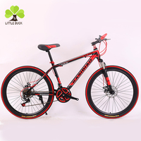 26 inch 27 speed used mountain bicycle bicicleta, adult second hand used bikes MTB bicycle with suspension and disc-brake