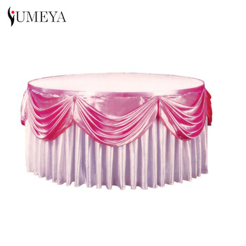 Round Decorative Table Cover