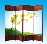 Asia Style Decorative Cheap Wholesale Balcony Divider