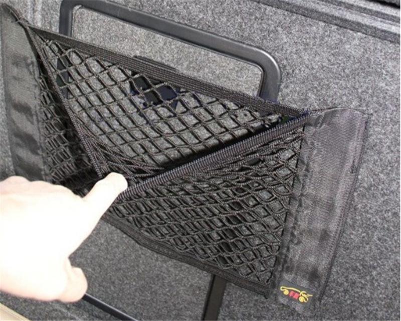 acheter haute qualit side car nylon net filet de rangement coffre de voiture. Black Bedroom Furniture Sets. Home Design Ideas