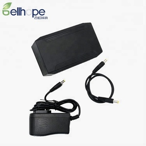Rechargeable 5v 9v 12v 10000mah battery pack