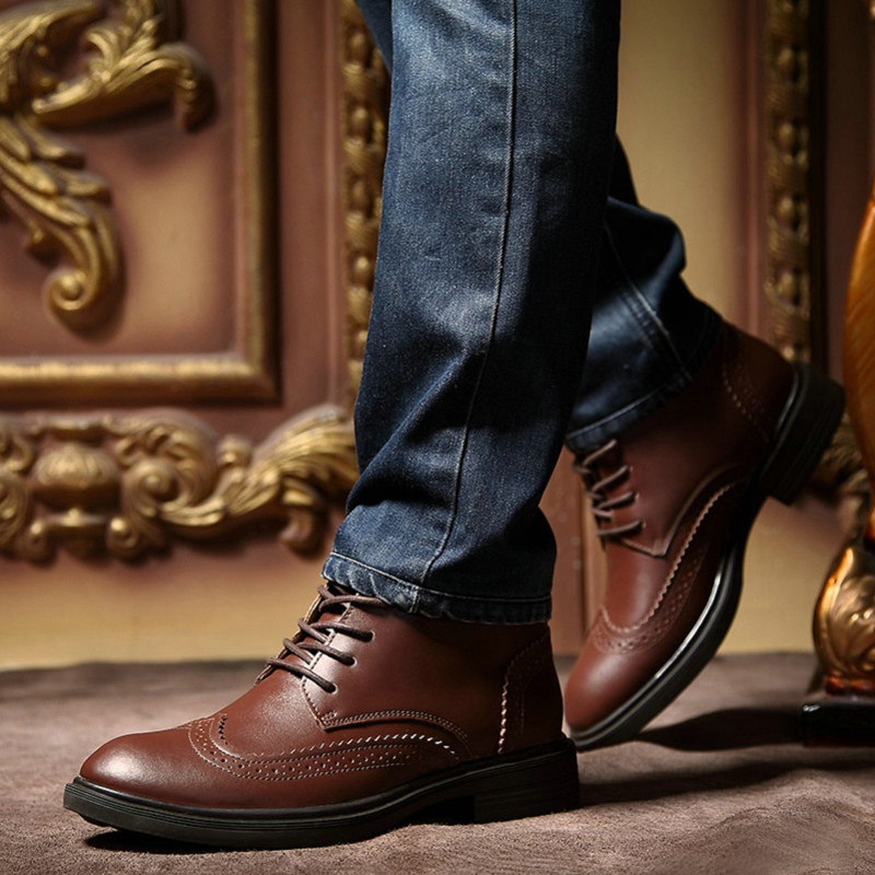 Wide Boots For Men | Bsrjc Boots