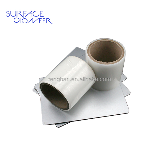 transparent film manufacturer for acp panel