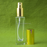 10ml 50ml Perfume Spray Bottle With Pump And Cap,glass Spray Bottle For Perfume, Wholesale Glass Spray Bottle
