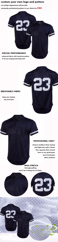 aceecdeef64 Custom dye sublimation toddler authentic baseball jerseys cheap wholesale  plain baseball jerseys