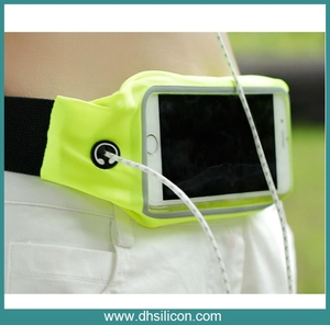"Hot Selling Multi Sport Mobile Cell Phone Acrylic Waist Bag Fit 4.7"",5.5"""