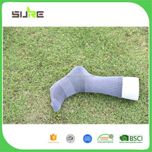 Newest product attractive style mens cotton sport socks on sale bulk price