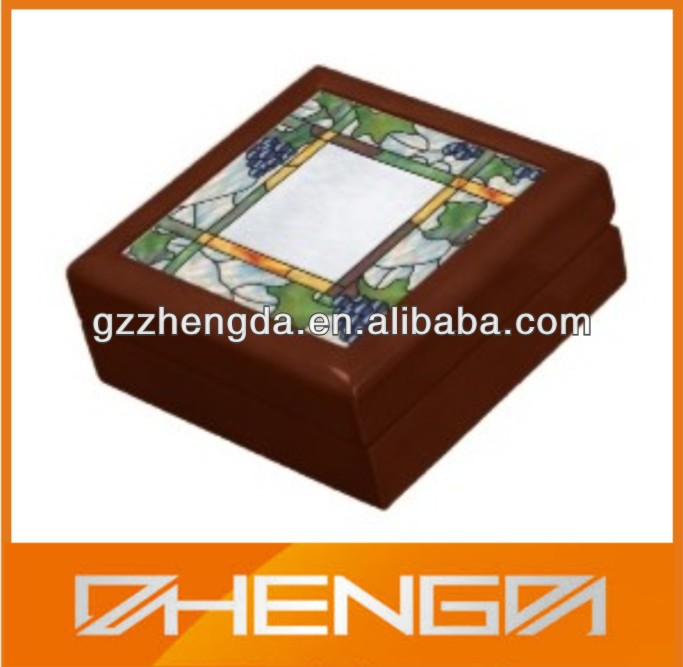HOT SALE customized made-in-china wooden prayer boxes for muslim (ZDS-F152)